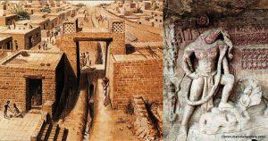 पुरातत्व से मिलने वाला प्राचीन भारत का इतिहास