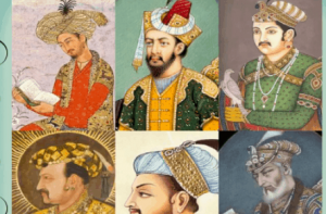 उत्तरकालीन मुगल सम्राट | later Mughal emperors
